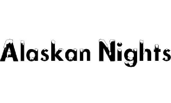 Alaskan Nights Christmas Free Font