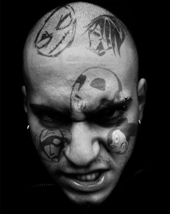 Applying a Realistic Tattoo