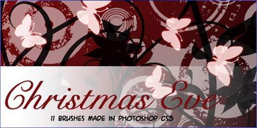 Christmas-Eve-Brushes