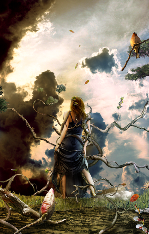 Combine Photo Elements to Create a Surreal Photo Manipulation