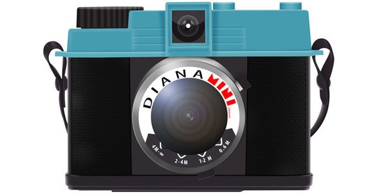 Create a Diana Mini LOMO Camera Icon in Photoshop