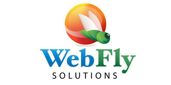 Create a Fly Logo Design