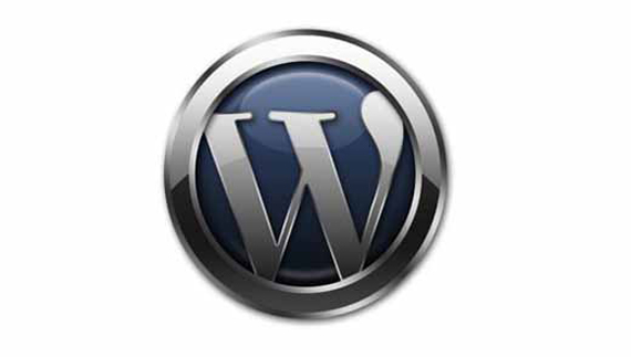 Create a wordpress