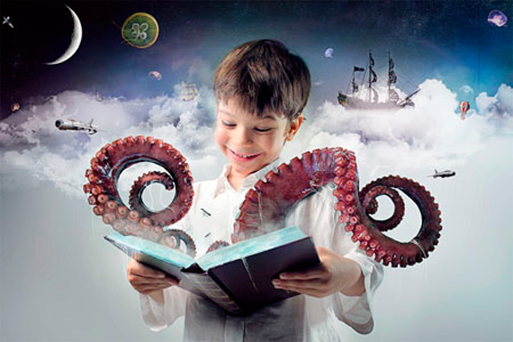 Create an Incredible Story Coming Alive Fantasy Photoshop