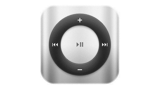 Design An IPod Shuffle Icon