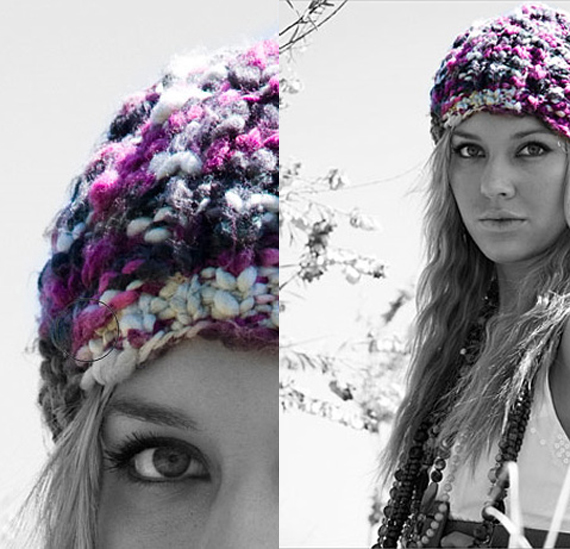 Dual View Photo Editing In Photoshop