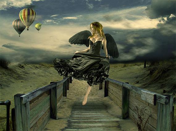 Fallen Angel Dream Fly