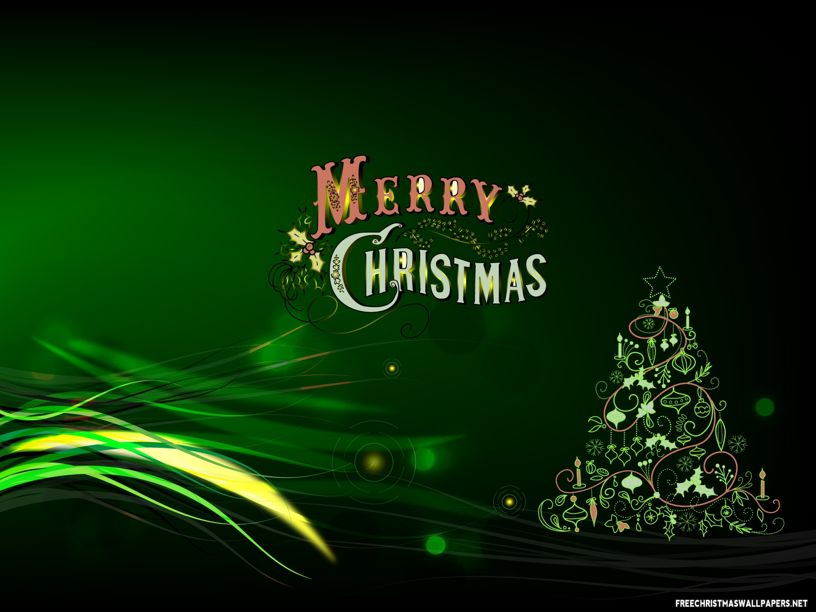45 new free collection of hd christmas wallpapers psdreview - Free christmas images for desktop wallpaper ...