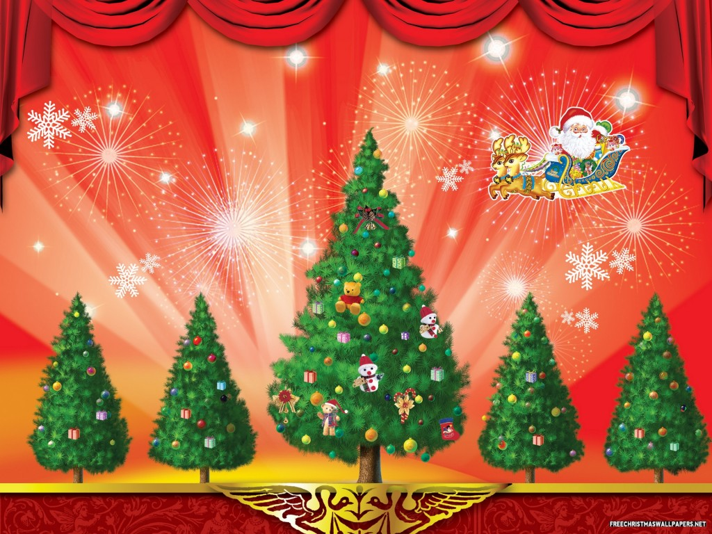 HD Christmas Wallpapers 26