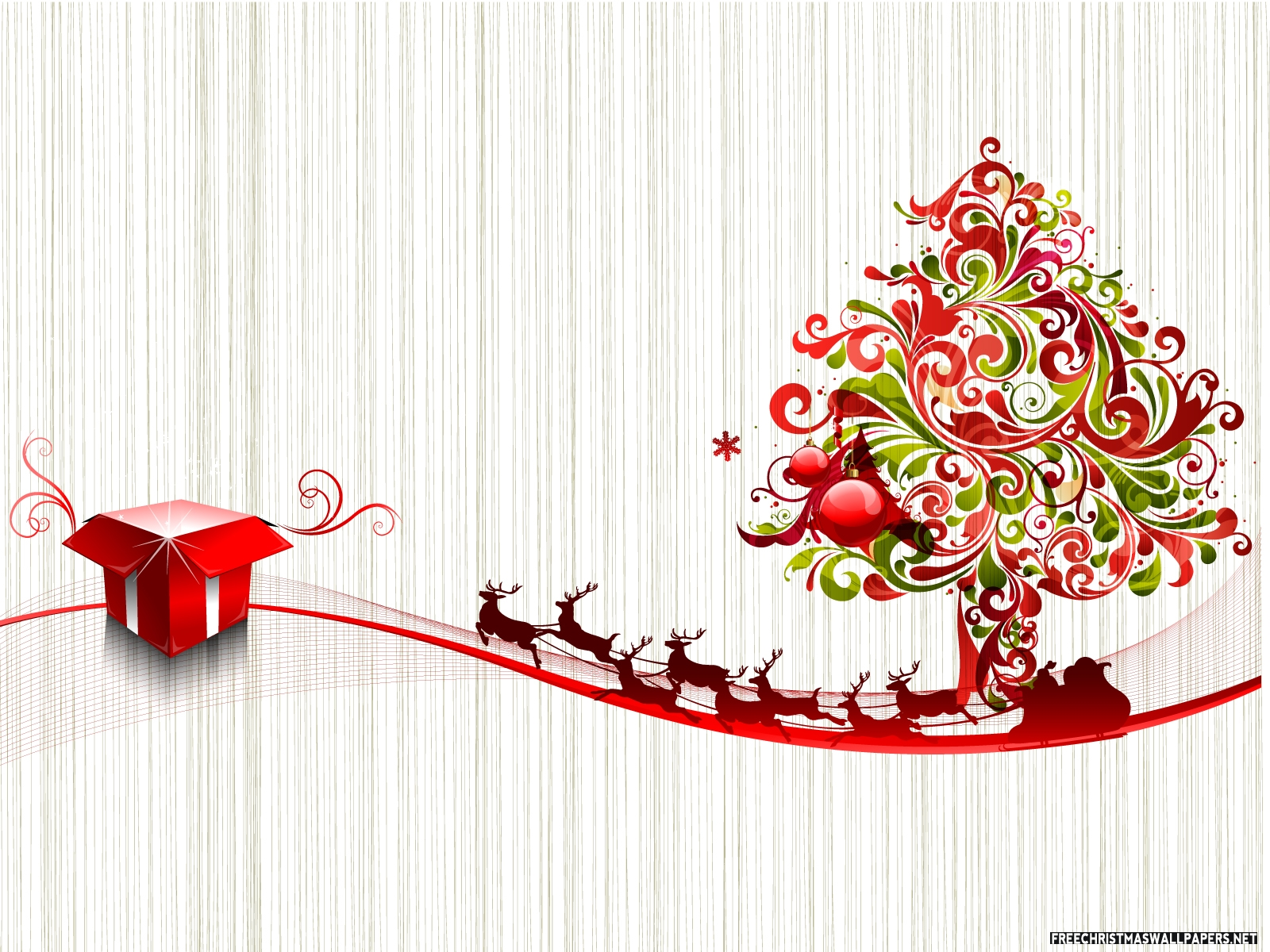 45 New Free Collection Of HD Christmas Wallpapers