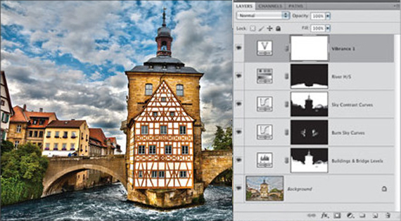 HDR Pro in Photoshop CS5