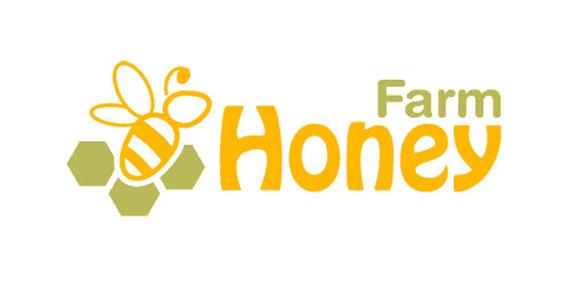 Honey Farm Logo
