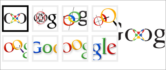 How Google Got Its Colorful Logo