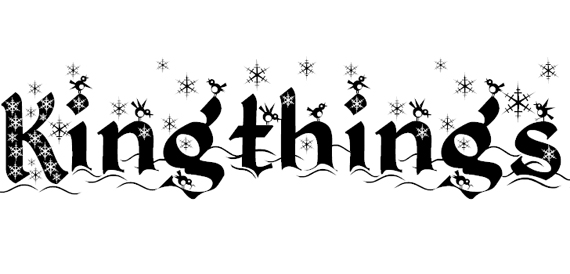 King things  Christmas Free Font