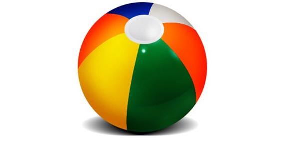 Photoshop Football Logo Stock Photo