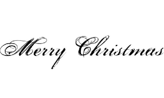 Porcelain Christmas Free Font