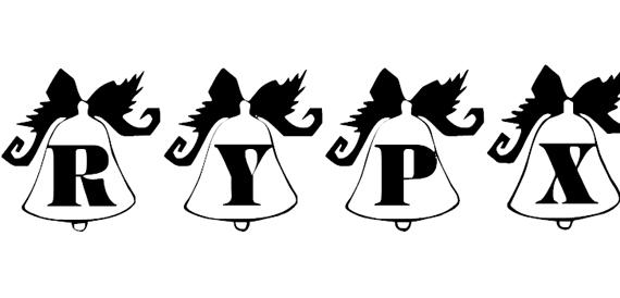 RYP Xmas Bells Christmas Free Font