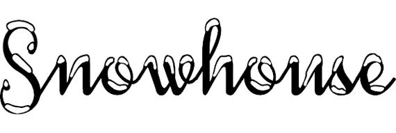 Snowhouse Christmas Free Font