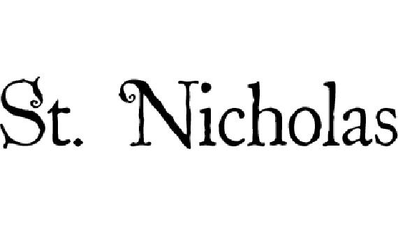 St. Nicholas Christmas Free Font
