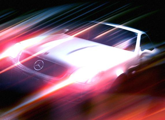 Super Fast – Speed Lighting Effect