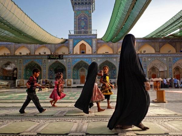 Al Kazimiyah Shrine, Baghdad