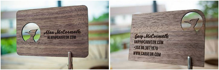 Alan-McCormack-Wooden-Business-Cards