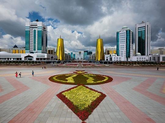 Astana, Kazakhstan by Gerd Ludwig
