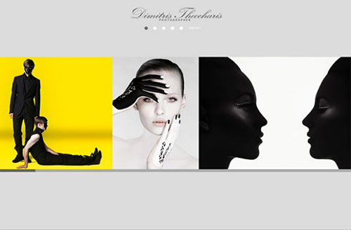 Dimitris Theocharis Amazing Photographer Portfolio Websites