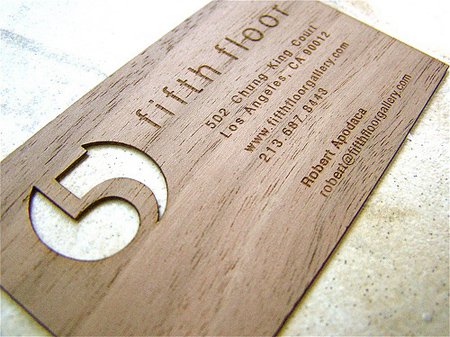 Fifth Floor Gallery Cards for your Business