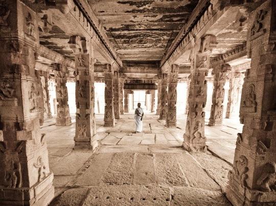 Krishna Temple, India by Alejandra Loreto