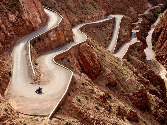 Middle Atlas Mountains, Morocco by Vlad Min