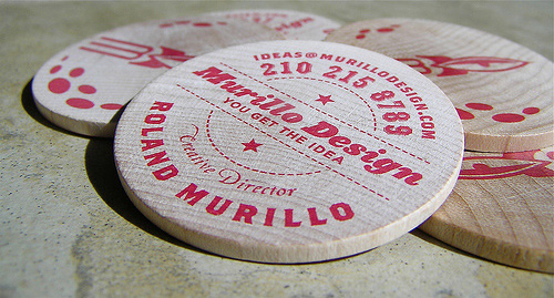 Murillo Design Cards for your Business
