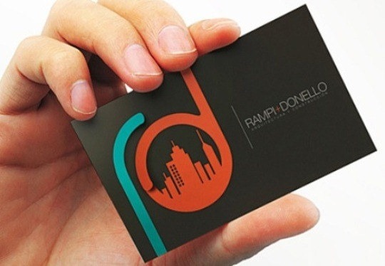 Rampi Ddonello Business Card