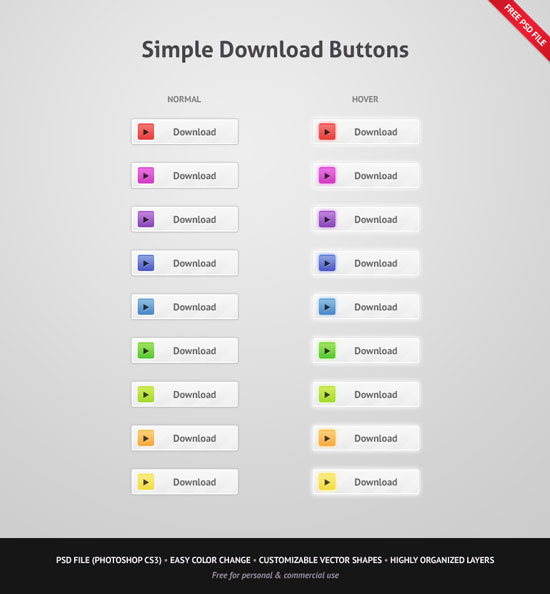 Simple-Download-Buttons