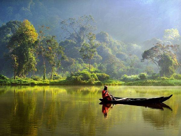 Situ Gunung, Indonesia