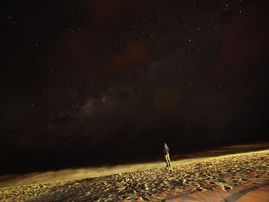 Stargazer, Lake Malawi by Chris Cannucciari
