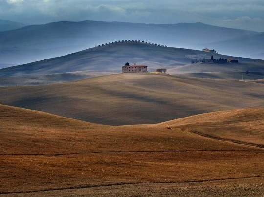 Tuscany, Italy by Jure Kravanja