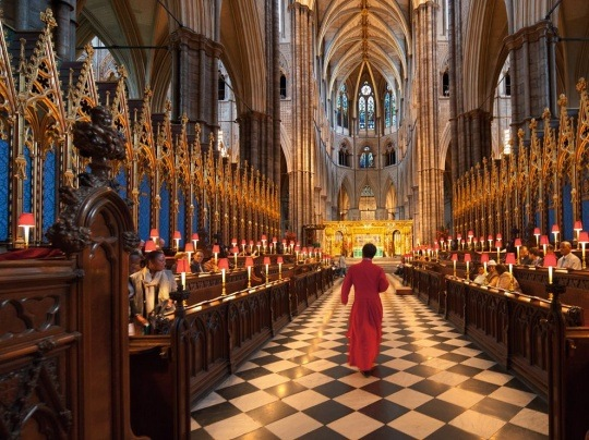 Westminster Abbey, London by Jim Richardson