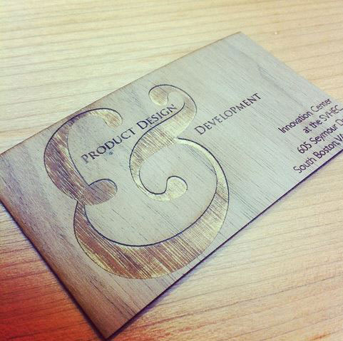 Wooden-business-card-prototype