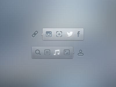 social-buttons-psd-web