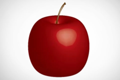 3-D Apple Tutorial