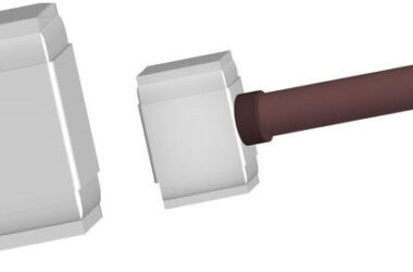 3D-Hammer-using-Illustrator