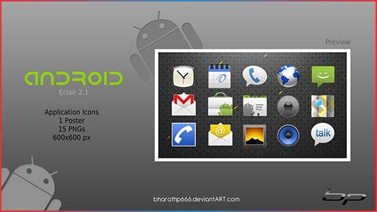 Android-Application-Icons-Set