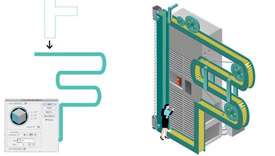 Most Brilliant 3D Adobe Illustrator Tutorials