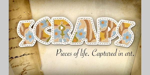 Create A Scrapbook Alphabet
