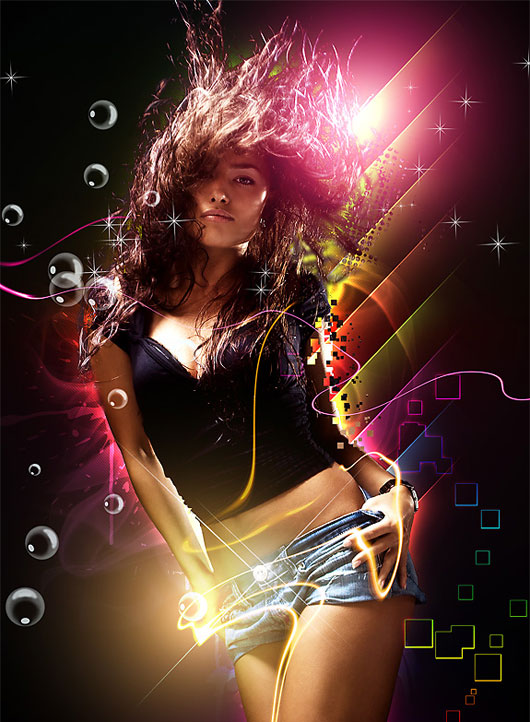 Awesome Photoshop CS5 Tutorials and New Tips