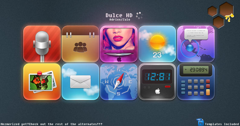 Dulce HD Released 2.0