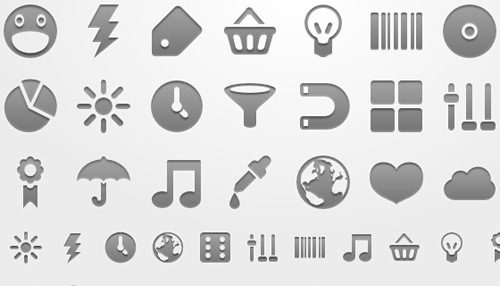 Fresh and Free Android Icons Set