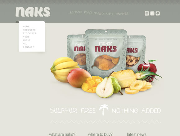 Amazing Navigation Menus in Web Design