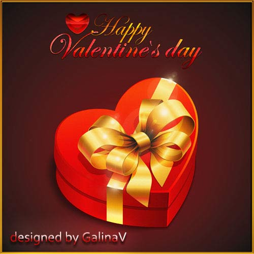 PSD-Source-Happy-Valentines-Day-Card